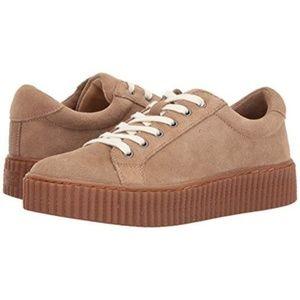 NWT  Splendid Women's Brown Ruth Sneaker 7,5